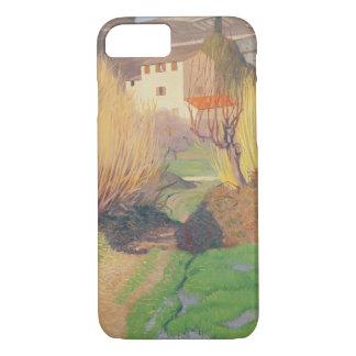 Landscape at Lagnes, 1921 iPhone 8/7 Case