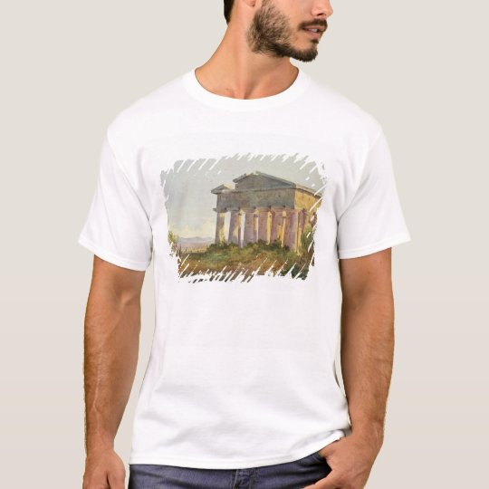 Landscape at Paestum (w/c on paper) T-Shirt