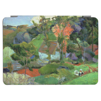 Landscape at Pont Aven, 1888 iPad Air Cover