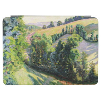 Landscape at Pontgibaud, c.1895 (oil on canvas) iPad Air Cover