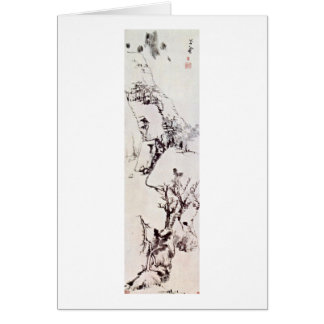 Landscape By Chu Ta Greeting Cards
