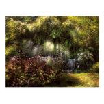 Landscape - Eve's Garden Postcard