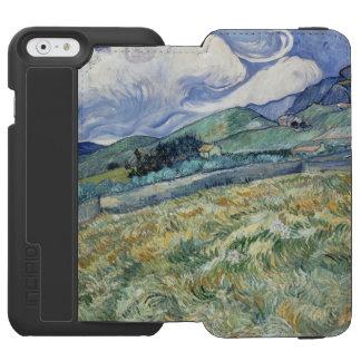 Landscape from Saint-Remy by Vincent Van Gogh Incipio Watson™ iPhone 6 Wallet Case
