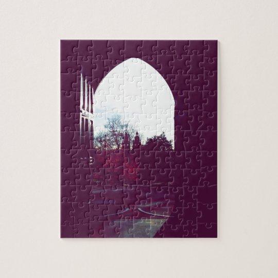 Landscape Glasgow, Scotland Jigsaw Puzzle | Zazzle.co.uk