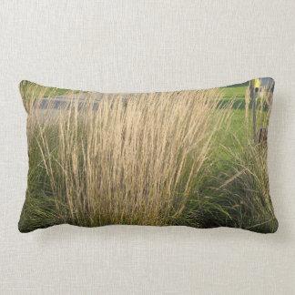 Landscape Grass matured  TEMPLATE add TEXT IMG Pillow