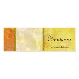 Landscape Harmony Satin Ribbon Pack Of Skinny Business Cards