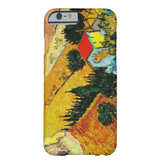 Landscape House and Ploughman  Vincent Van Gogh Barely There iPhone 6 Case