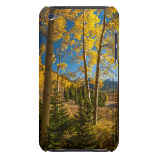 Landscape in San Juan Mountains iPod Case-Mate Cases