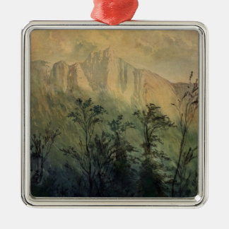 Landscape in the Vosges, c.1883 Christmas Ornament