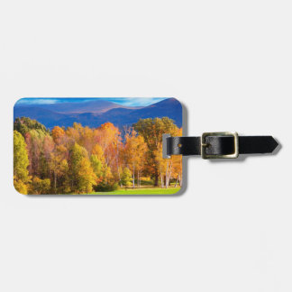 Landscape in Vermont Luggage Tag