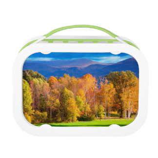 Landscape in Vermont Lunch Box