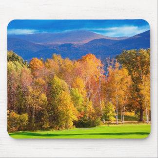 Landscape in Vermont Mousepads