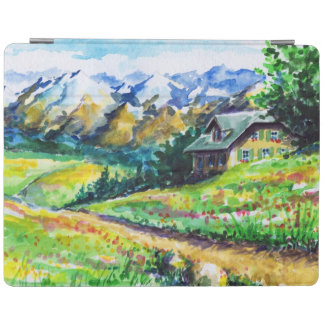 Landscape iPad Cover