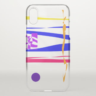Landscape iPhone X Case