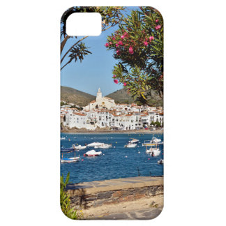 Landscape of Cadaqués in Spain iPhone 5 Case