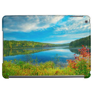 Landscape of Costello Lake iPad Air Cover
