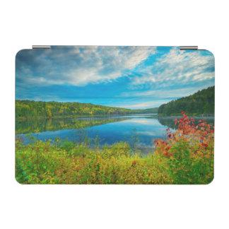 Landscape of Costello Lake iPad Mini Cover