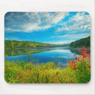 Landscape of Costello Lake Mouse Mat