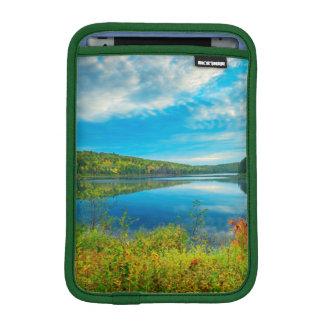 Landscape of Costello Lake Sleeve For iPad Mini
