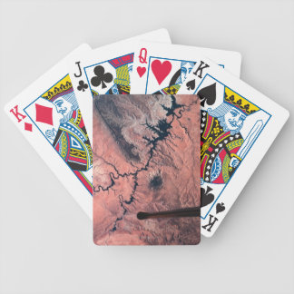 Landscape of Earth 2 Bicycle Playing Cards