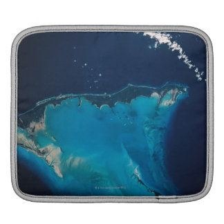 Landscape of Earth from Space 2 iPad Sleeve