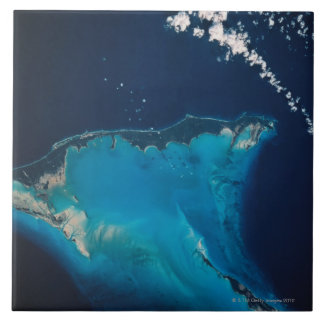 Landscape of Earth from Space 2 Tile