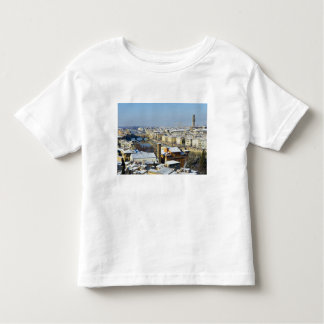 Landscape of Florence from Piazzale 2 T-shirt
