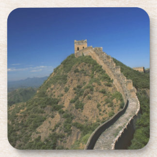 Landscape of Great Wall, China Coaster