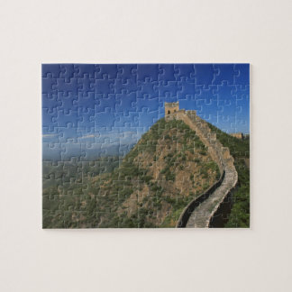 Landscape of Great Wall, China Jigsaw Puzzle