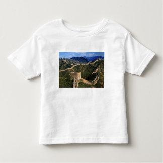 Landscape of Great Wall, Jinshanling, China Toddler T-Shirt