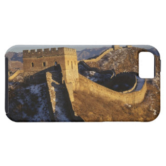 Landscape of Great Wall under sunset, China iPhone 5 Cases