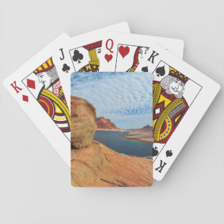 Landscape of Lake Powell Playing Cards