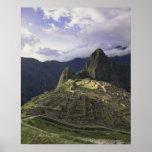 Landscape of Machu Picchu, Peru