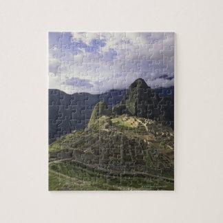 Landscape of Machu Picchu, Peru Jigsaw Puzzle