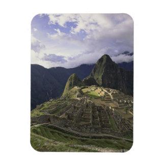 Landscape of Machu Picchu, Peru Magnet