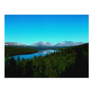 Landscape of Norway Postcard