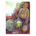 Landscape of the Mind Postcard