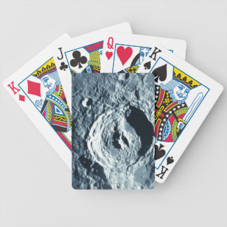 Landscape of the Moon Bicycle Playing Cards
