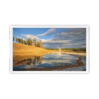 Landscape of Yellowstone