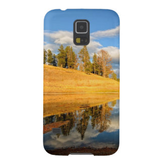Landscape of Yellowstone Galaxy S5 Cover