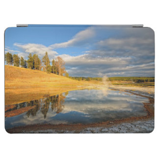 Landscape of Yellowstone iPad Air Cover
