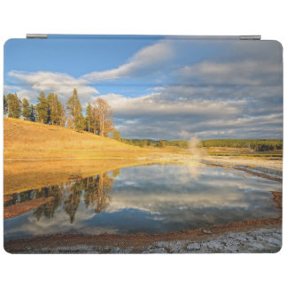 Landscape of Yellowstone iPad Cover
