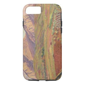 Landscape (oil on canvas) iPhone 8/7 case
