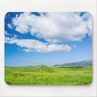 Landscape on the island of South Uist 2 Mouse Mat
