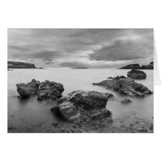Landscape on West Shetland Card