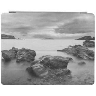 Landscape on West Shetland iPad Cover