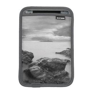 Landscape on West Shetland iPad Mini Sleeves