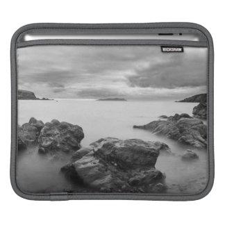 Landscape on West Shetland iPad Sleeves