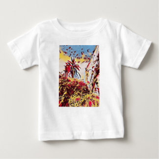 LANDSCAPE PAINTING SOUTH SPAIN BABY T-Shirt