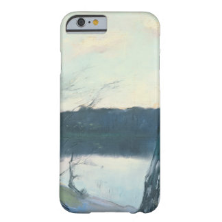 Landscape (pastel on canvas) barely there iPhone 6 case